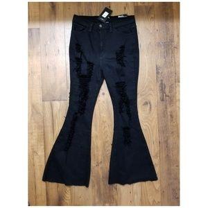 FASHION NOVA flare jeans